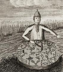 skandinavian drum